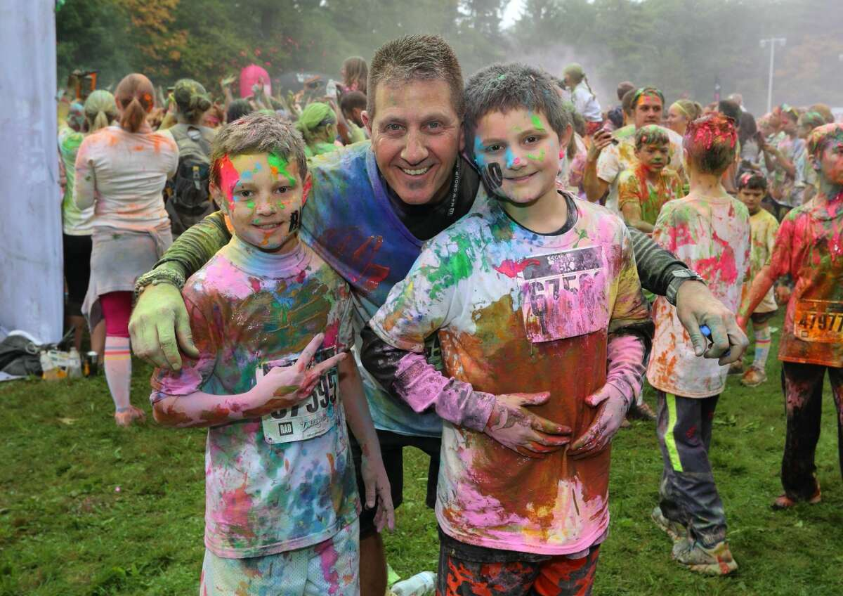 Were you Seen at the Color Me Rad 5K at the Saratoga Spa State Park in Saratoga Springs on Sunday, Oct. 2, 2016?