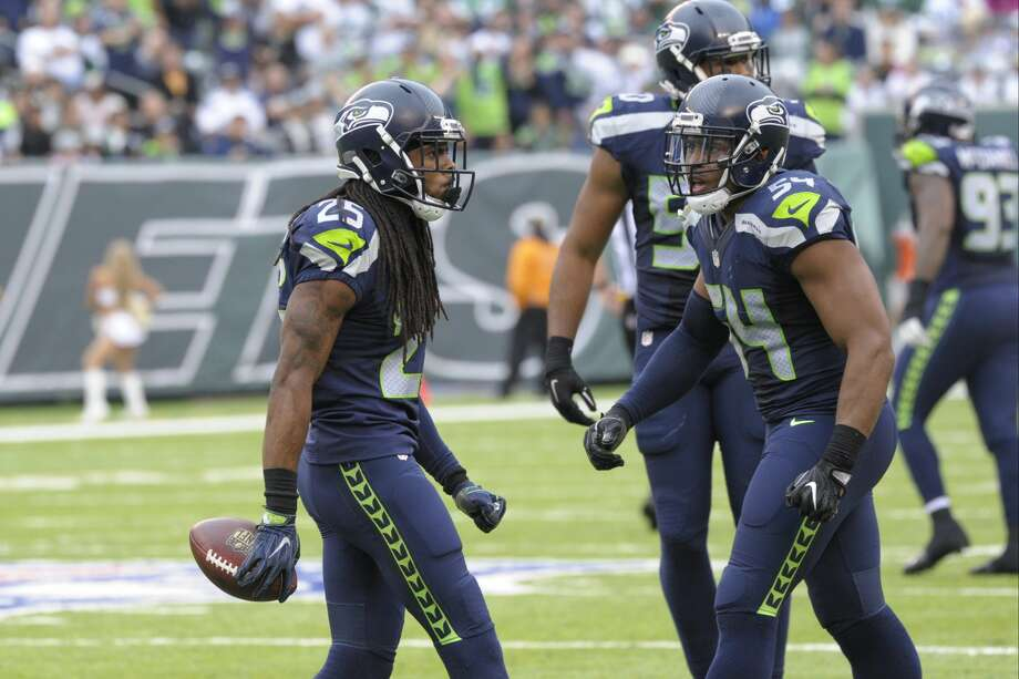 LINEBACKER BOBBY WAGNER (TEAMMATE: 2012-2017) 