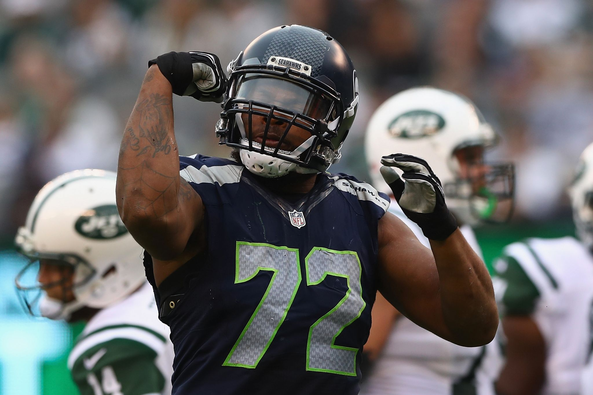 Capitol Honda Service >> Seahawks' Bennett, Thomas, Shead could return vs. Panthers ...