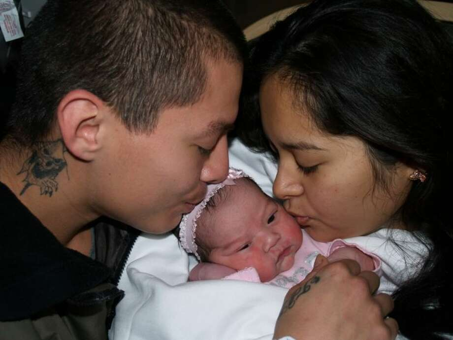 Juliet Ramirez is the daughter of Joann Luna and Jhonn Ramirez. Juliet was delivered by Dr. Steven Stern, M.D., board-certified obstetrician and gynecologist, on Wednesday, Jan. 1, at 2:06 a.m., weighing 7 pounds, 15 ounces and measuring 20 3/4 inches long.