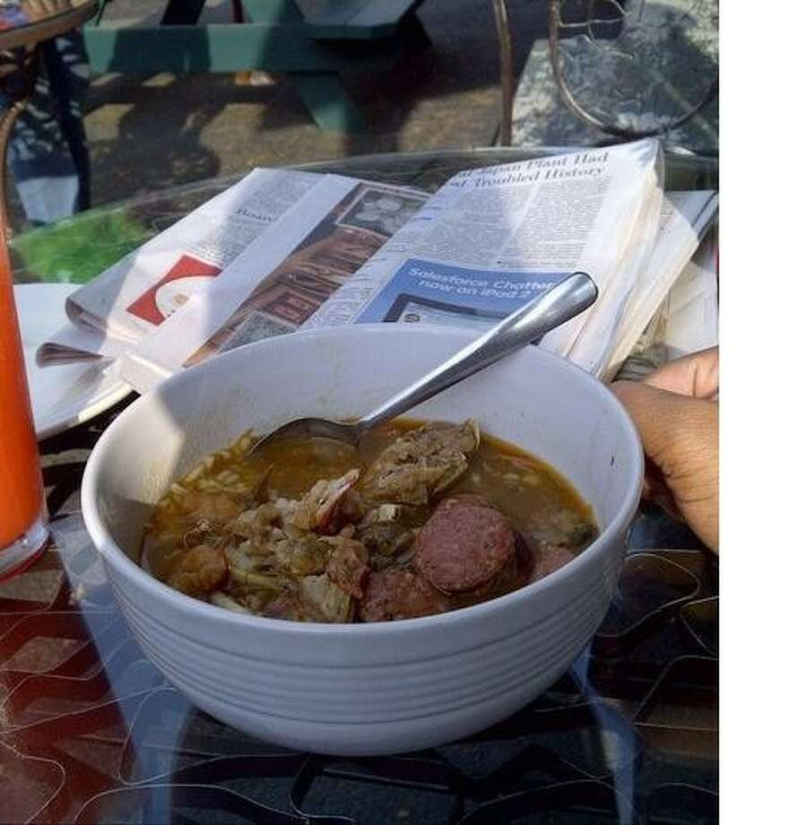Steaming pots of roux, shrimp, sausage, spices and just about everything else included in gumbo will delight the senses and tastebuds at the first Gumbo Cook-off Jan. 25.