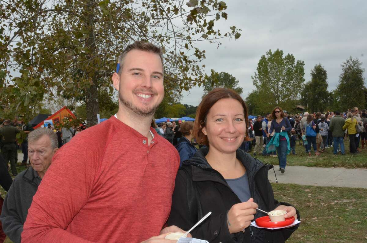 New England Chowdafest 2016 was held at Sherwood Island State Park in Westport on October 2, 2016. Fortyaward winning chefs and restaurants come from all overNew England to compete for the title of best chowder, soup and bisque in New England, and guests got to taste them all. Were you SEEN?