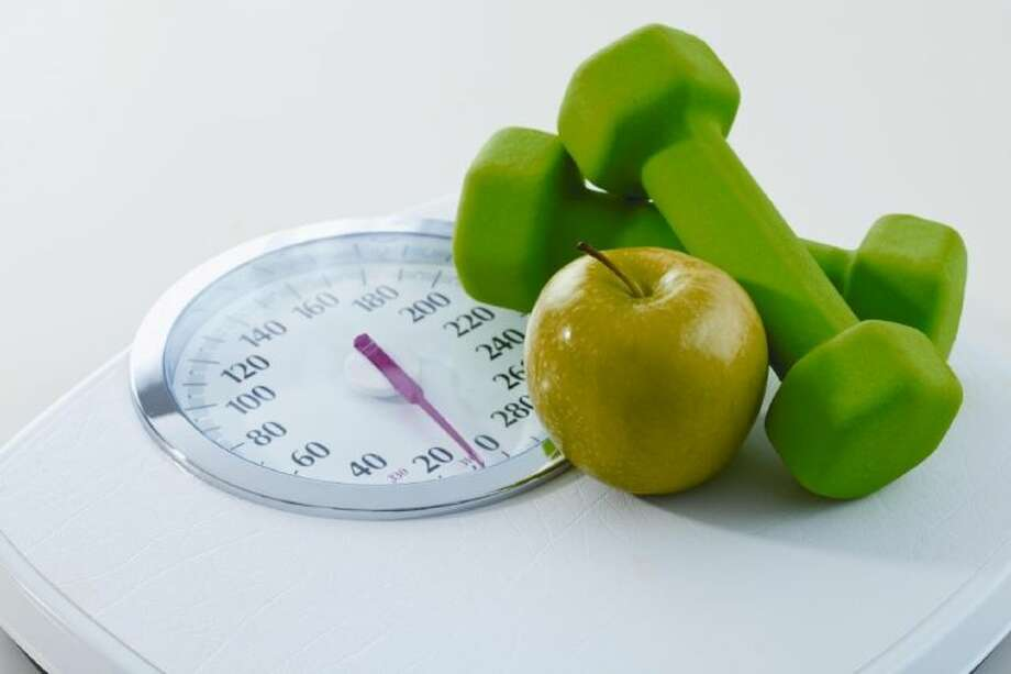 The most common New Year's resolutions involve losing weight and getting healthy. Photo: File Photo