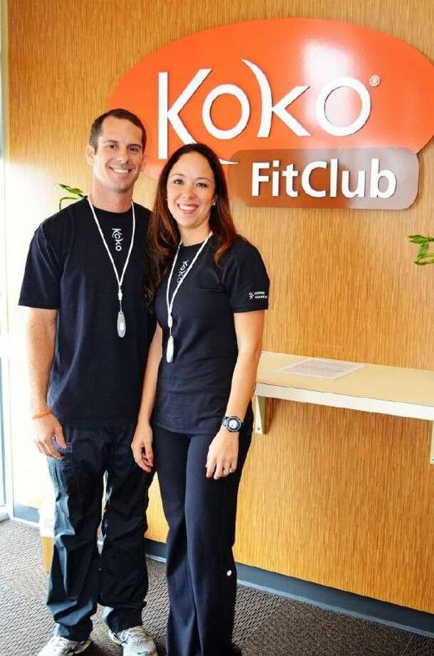 Koko Houston Founders John Denson (left) and Mari Denson (right) Photo: Submitted