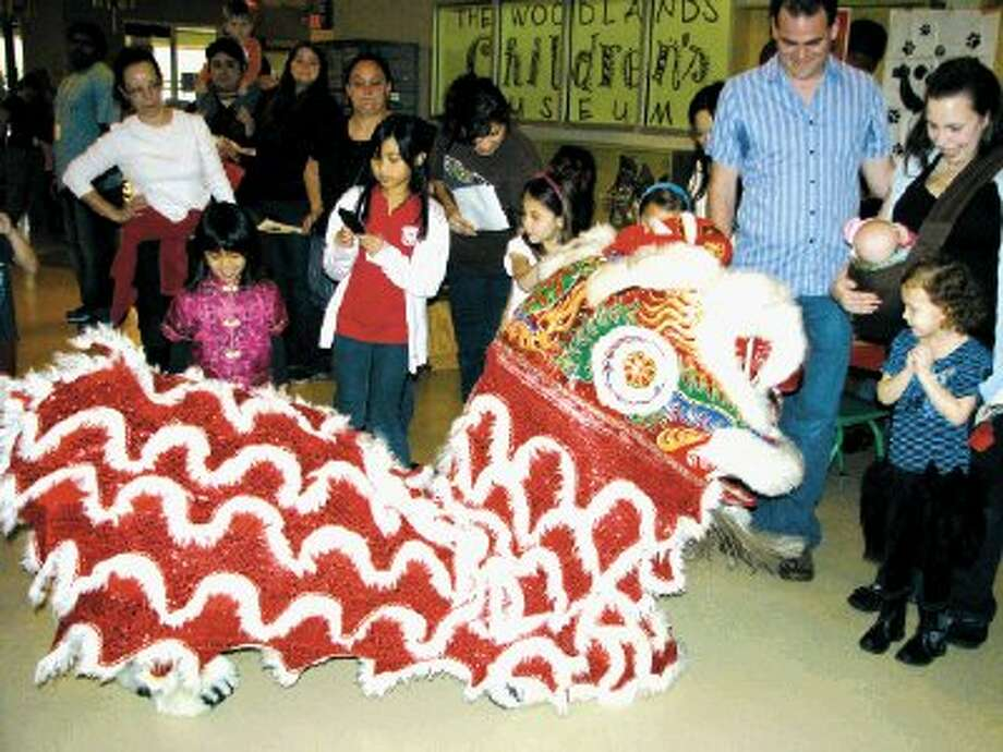 From Jan. 29 through Feb. 1, the The Woodlands Children's Museum will offer special art projects planned just for the Chinese New Year holiday.