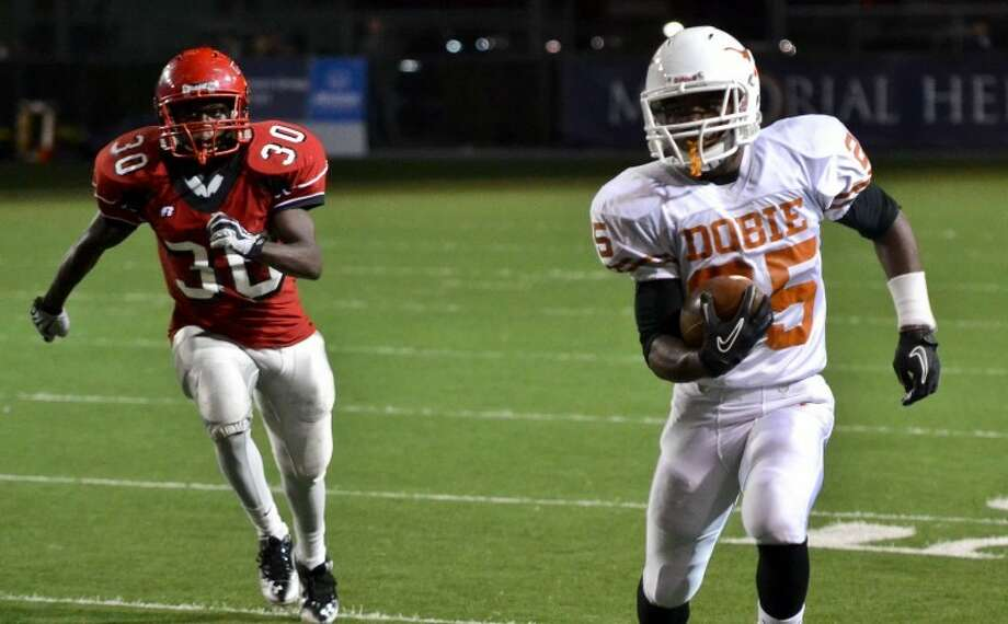 Dobie and South Houston will play on Sept. 28 this season.