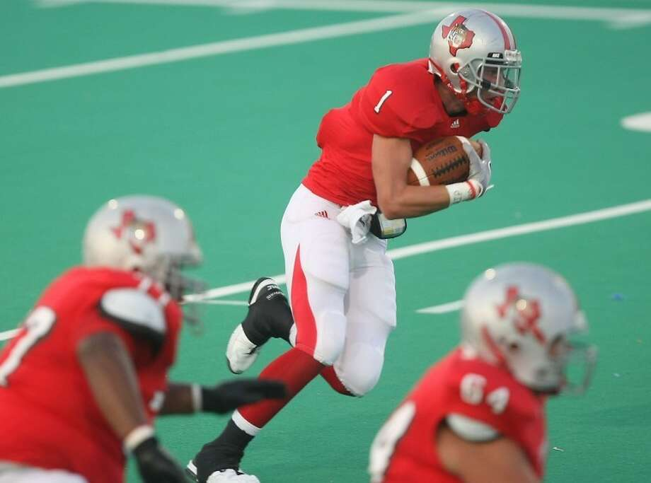 Cody Moncure and the Travis Tigers hope to rebound from a disappointing season in 2011. (Photo by Patric Schneider)