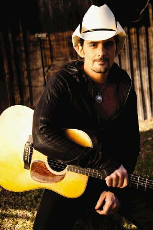 Brad Paisley opens the 2014 Houston Livestock Show and Rodeo March 4.