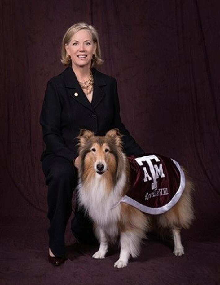 Dr. Eleanor M. Green is the dean of the College of Veterinary Medicine and Biomedical Sciences at Texas A&M University. Green will be the guest speaker at the Feb. 11 meeting of the Northwest Harris County Aggie Mom's Club. Photo: Submitted Photo