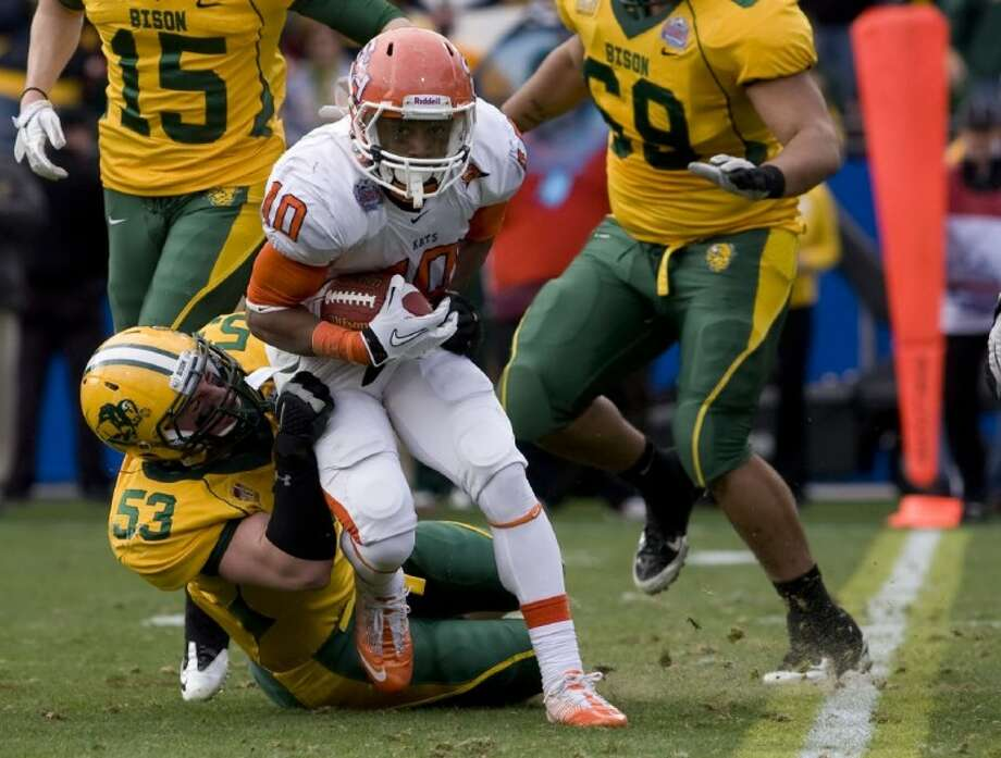 Sam Houston State reciever Torrance Williams picked up his fourth All-American honor, Sam Houston State Athletics announced on Thursday.