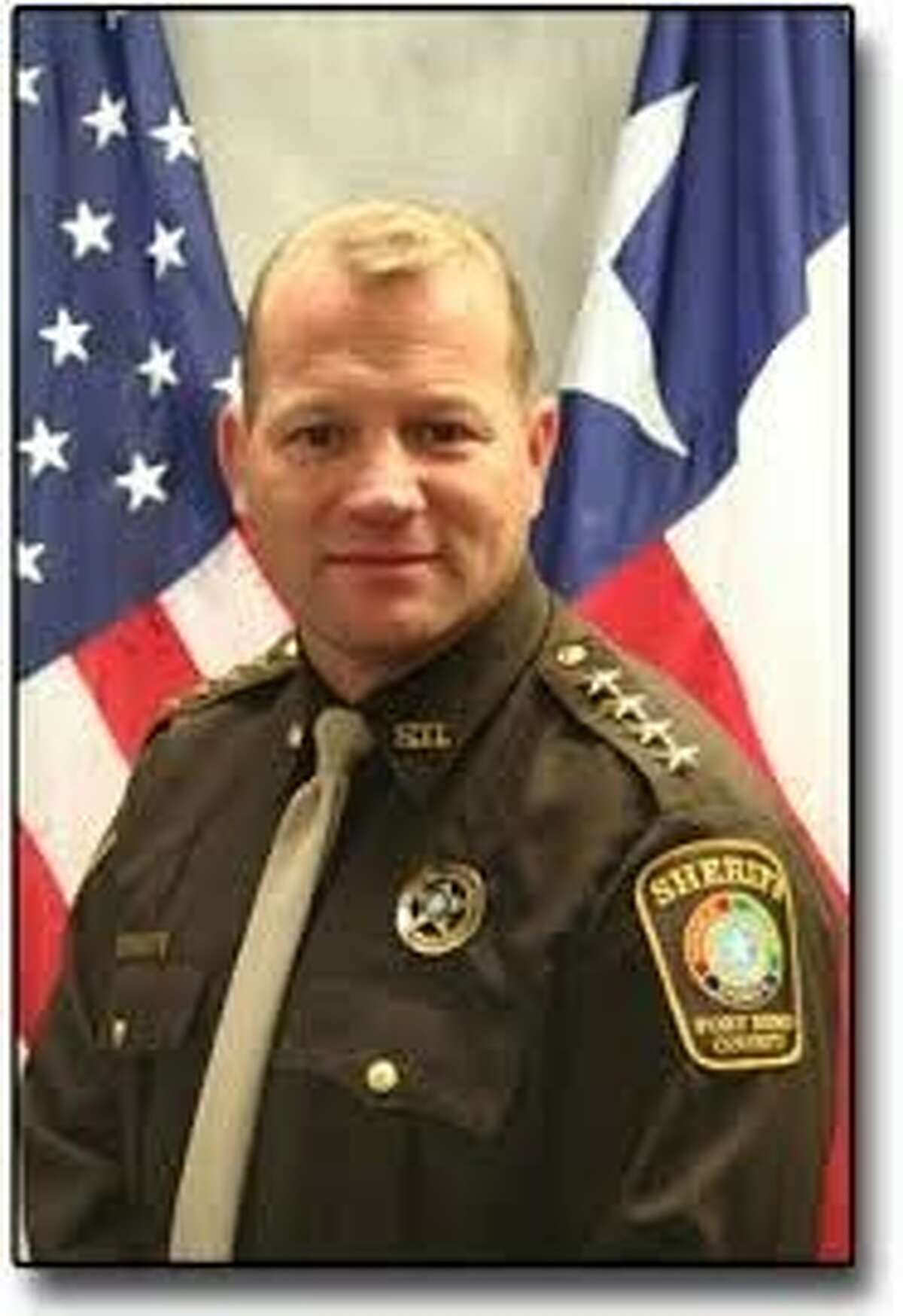 Fort Bend County Sheriff Troy E. Nehls