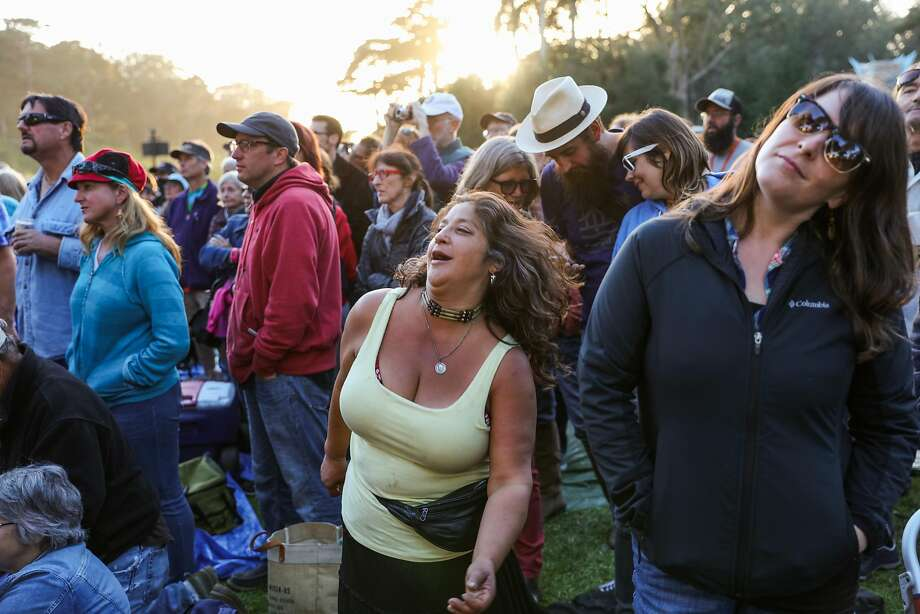 Golden Gate Park is the city's biggest park and full of events and recreational options. What is the city's second biggest park? Photo: Gabrielle Lurie, The Chronicle