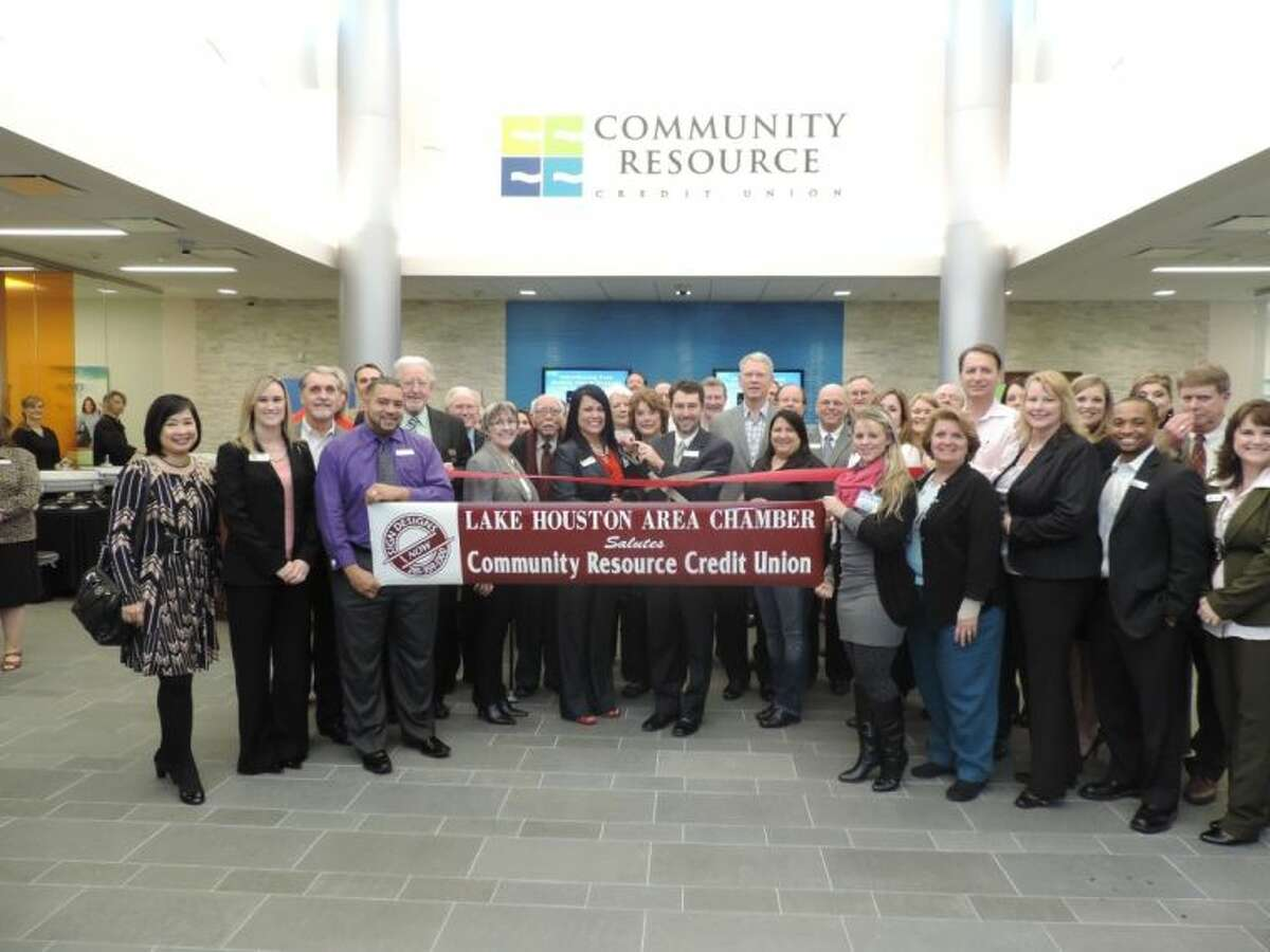 The Community Resource Credit Union celebrated the opening of a new location in Atascocita Jan. 9 with a special ribbon cutting celebration for the community.