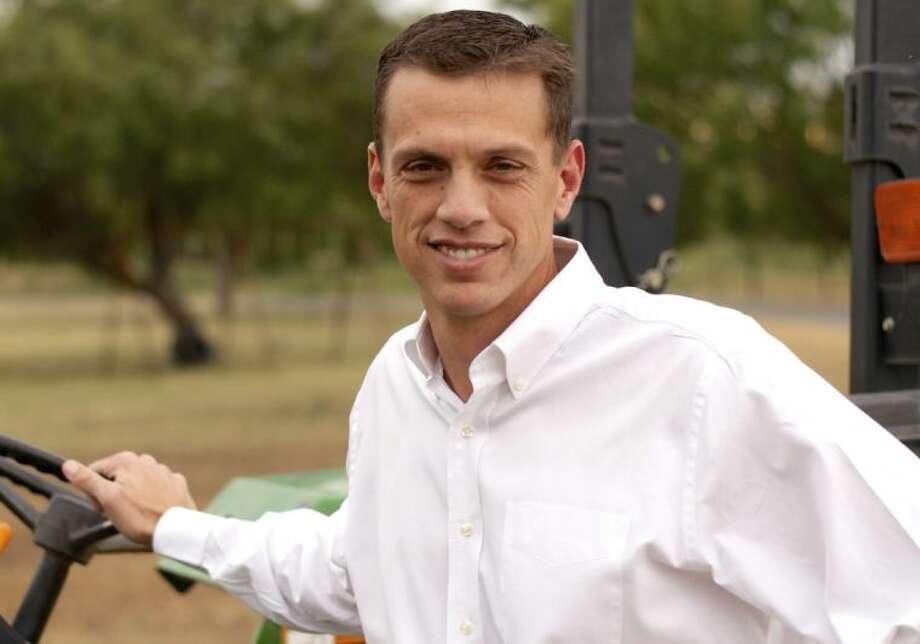 J Allen Carnes seeks the GOP bid for Texas Agriculture Commissioner.