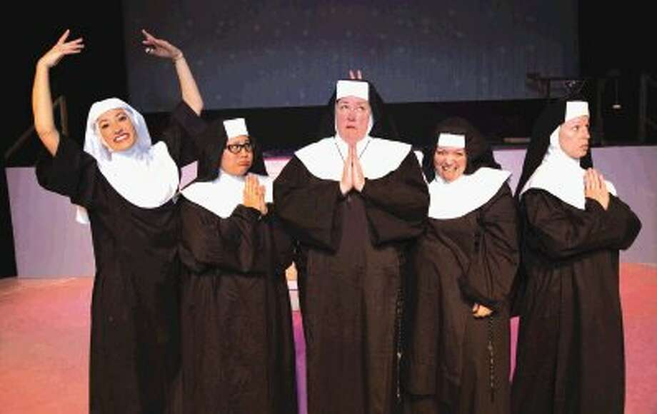 "Most of the thos playing nuns from the January 2012 performance of ""Nunsense"" have returned for The Players' current production of ""Nunsense II: The Second Coming"" which opens Friday and runs through Feb. 15 at downtown Conroe's Owen Theatre."
