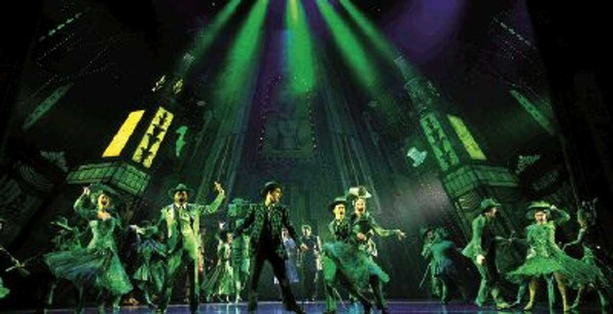 Back in a way that is bigger and better than ever before, The Wizard of Oz features four new songs by Tim Rice and Andrew Lloyd Webber as well as new special effects and a stunning set.