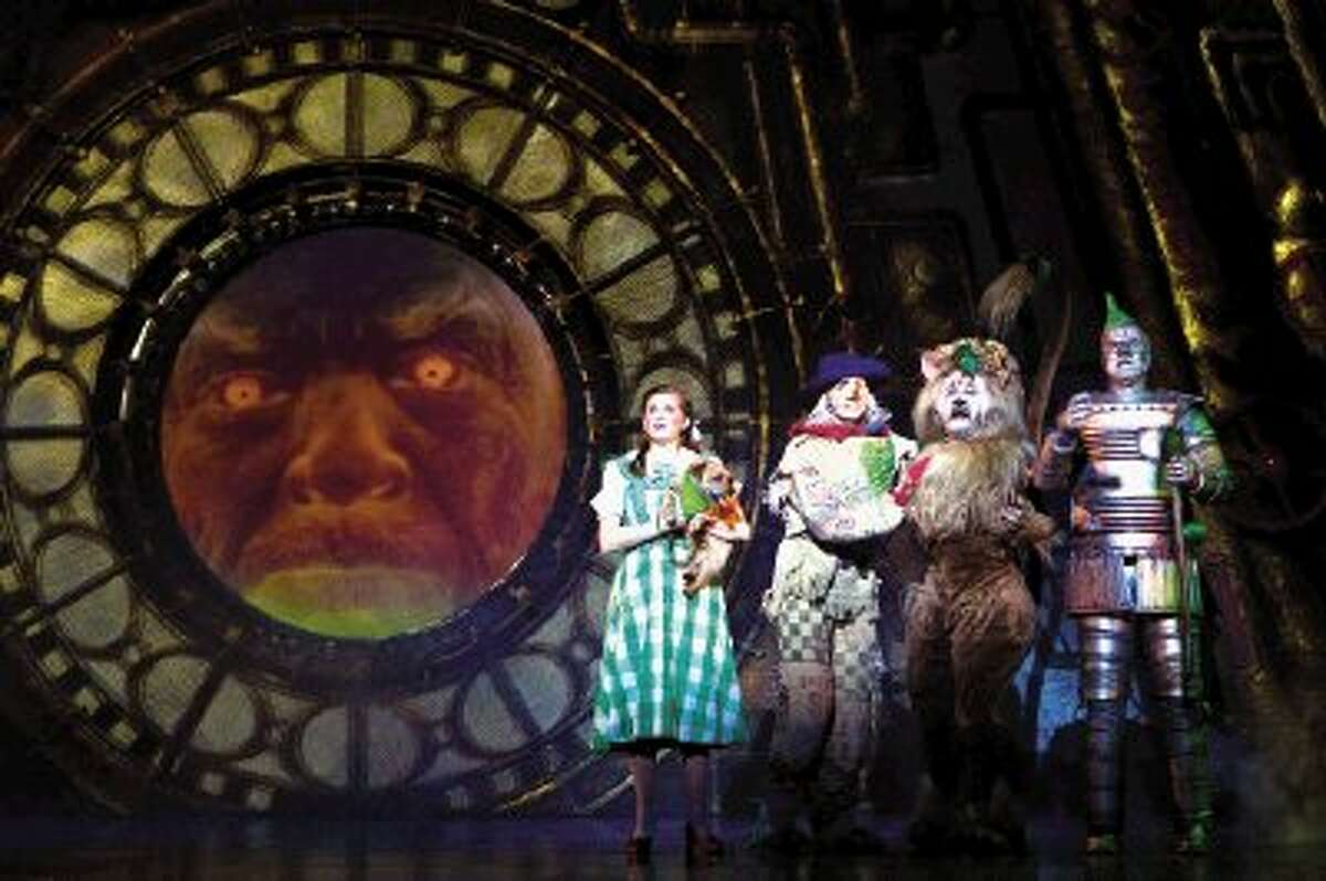 Theatre Under The Stars (TUTS) is delighted to announce that the first North American tour of the new stage adaptation of The Wizard of Oz will play March 4-16 at Hobby Center's Sarofim Hall.