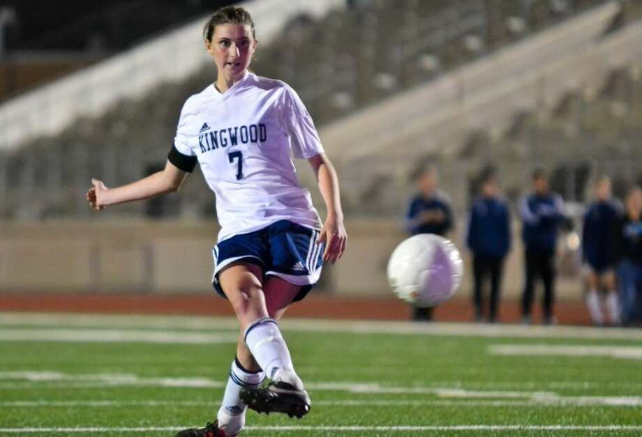 Kingwood's Adrianna Suarez is among a strong group of returners that have led the Lady Mustangs to a 5-0-1 start. Photo: File Photo