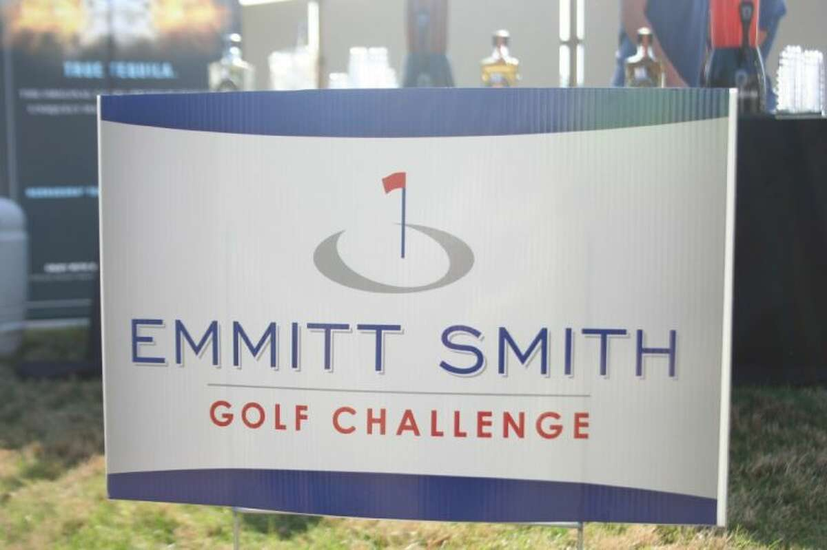The Clubs of Kingwood hosted Emmitt Smith's Golf Challenge - a fundraiser for the Pat and Emmitt Smith Foundation and First Tee of Greater Houston.