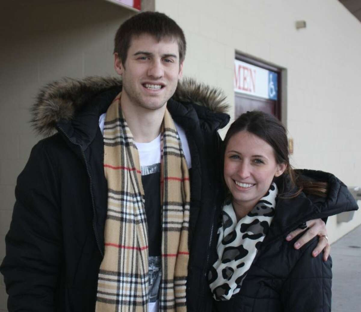 Nathan Walkup and his wife Jacy say goodbye to Deer Park today as they fly back to the little European country of Luxembourg and Walkup's final five months of that country's professional basketball league. Luxembourg hoop fans have gotten a taste to what Walkup did for Deer Park's varsity program for four seasons, including a pair of MVP seasons.