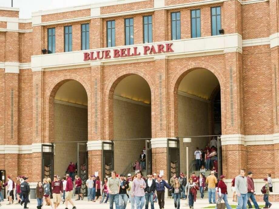 Photo: Texas A&M Athletics