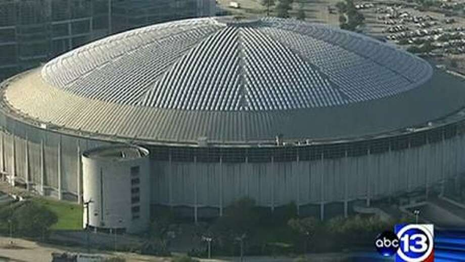 The historic Astrodome has been sitting dormant for years. Photo: ABC13 Eyewitness News