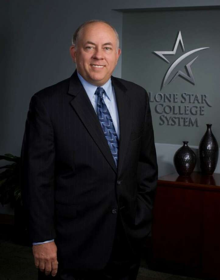 Lone Star College System Chancellor Dr. Richard Carpenter announced Feb. 7 that he will retire this summer. Photo: Submitted Photo