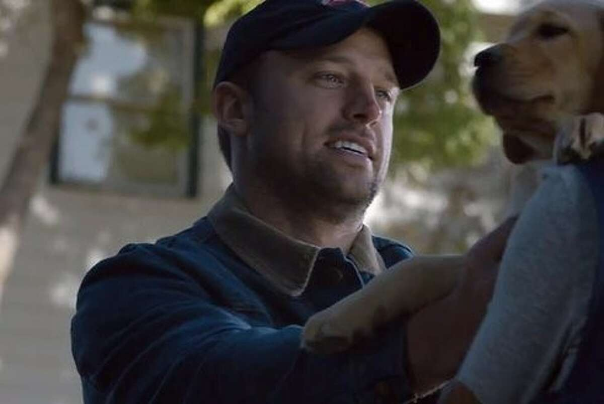 It was a perfect fit when Humble High School graduate Don Jeanes was selected to appear in last year's Budweiser Super Bowl commercial featuring the Clydesdale horses on a ranch and this year's sequel commercial which included a puppy who befriended one of the Clydesdales.