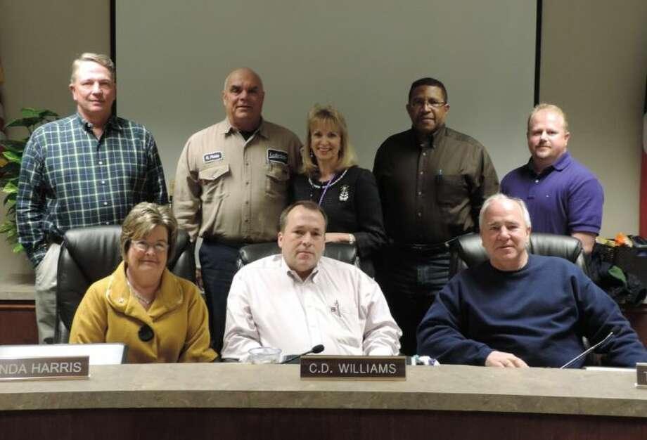 Dayton ISD recognizes district trustees - Houston Chronicle