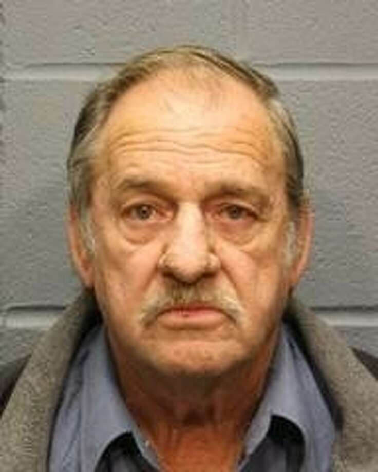 Larry Ricketts, 73, is being held without bond for pointing a gun a a newsteam seeking comment on Ricketts' sex assault charge, documented last week. Photo: Submitted Photo