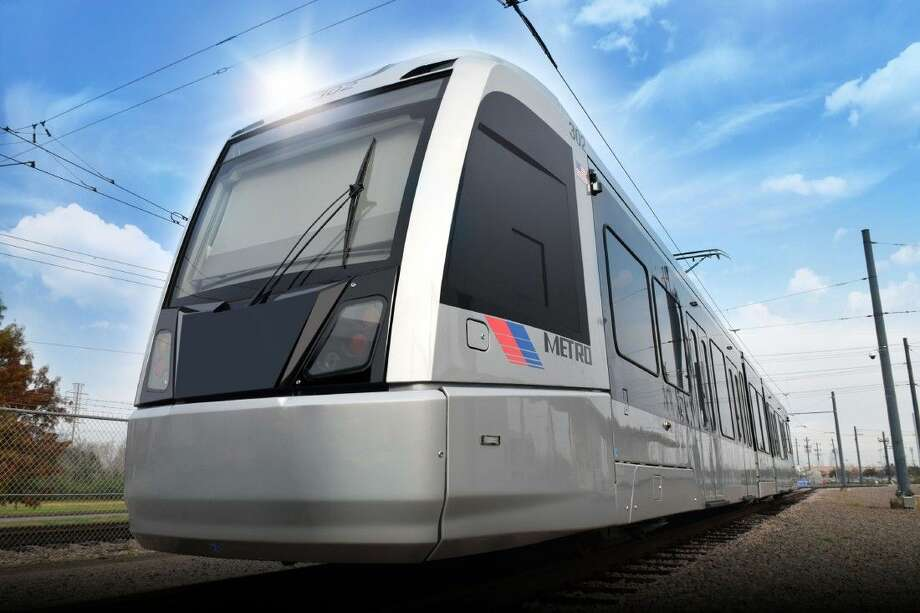 Six new light-rail cars will be added to the Metro rail line on Wednesday, Jan. 7, 2015. The cars will carry approximately 200 passengers each and are expected to ease rider congestion during peak hours.