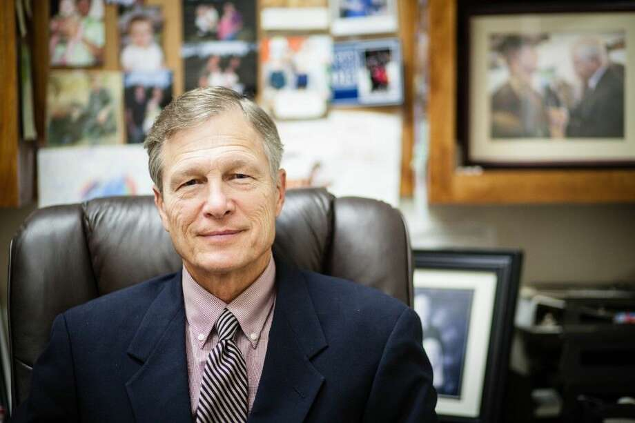 Dr. Brian Babin, of Woodville, is the freshman Congressman representing Texas' Congressional District 36. Photo: File Photo