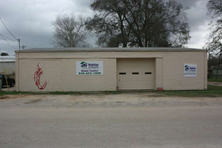 The Habitat for Humanity ReStore is located next to the Paradise Grille on Highway 150. It will officially be opened on March 18. Photo: JACOB MCADAMS