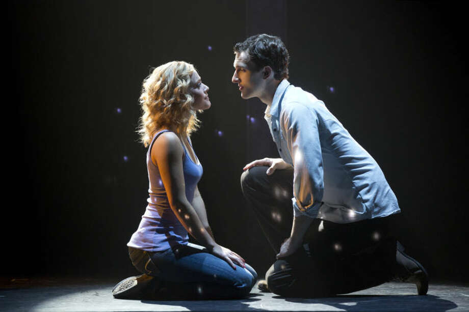 Ghost the Musical Photo: ©2013 Joan Marcus