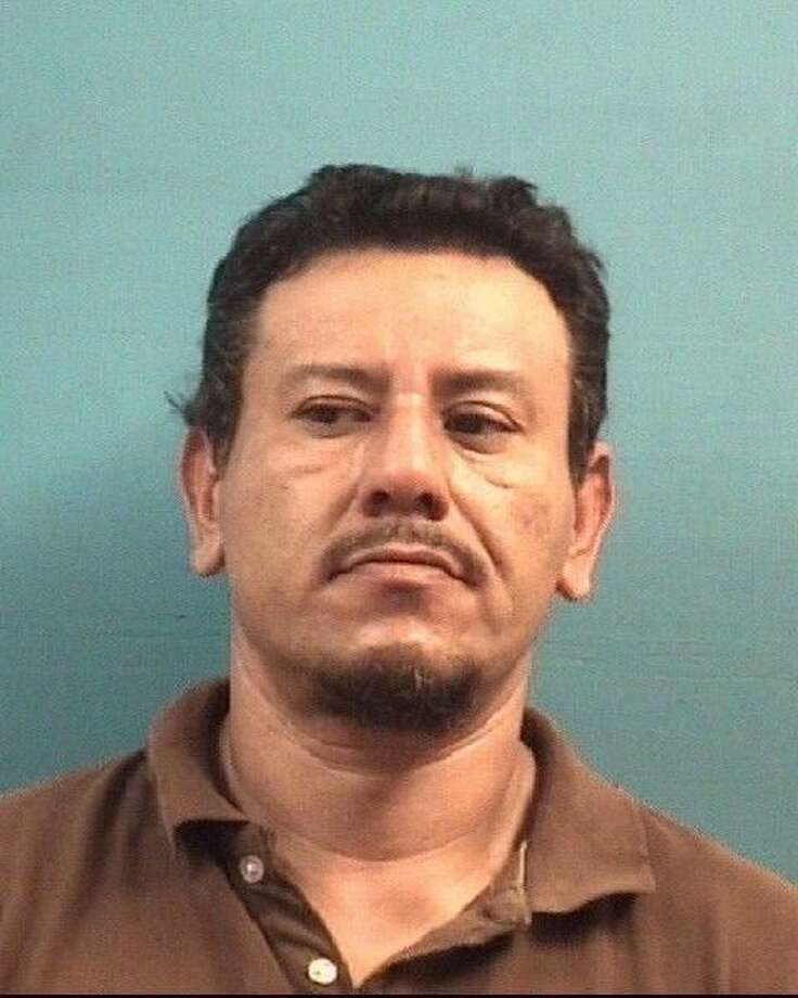 Pasadena-resident Jose Arturo Cardona-Iracheta, 38, was arrested and charged with Burglary of a Habitation after he allegedly tried to steal appliances from homes-under-construction in Pearland. Photo: Pearland Police Photo