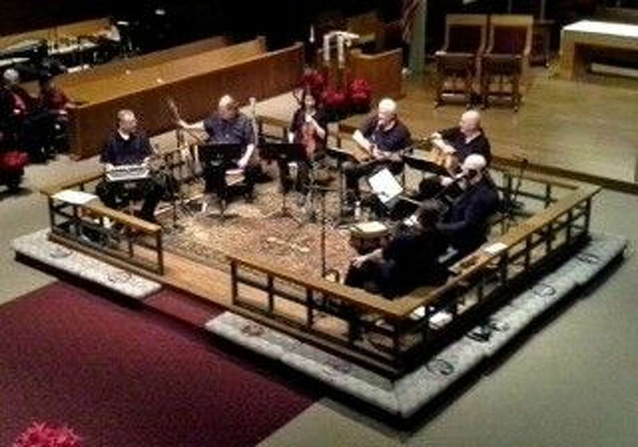 Good Shepherd Episcopal Church in Tomball will present a benefit concert, Reaching for Light, on Sunday, Jan. 25, at 5 p.m. Photo: Submitted