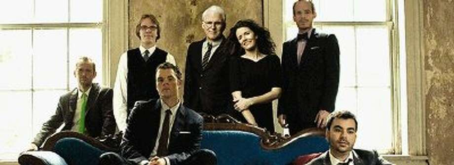 "The Houston Symphony will present multi-talented actor Steve Martin and the Steep Canyon Rangers, featuring Edie Brickell on Thursday, July 31, in a special, one-night only concert as part of the July ""Symphony Summer in the City"" Series."