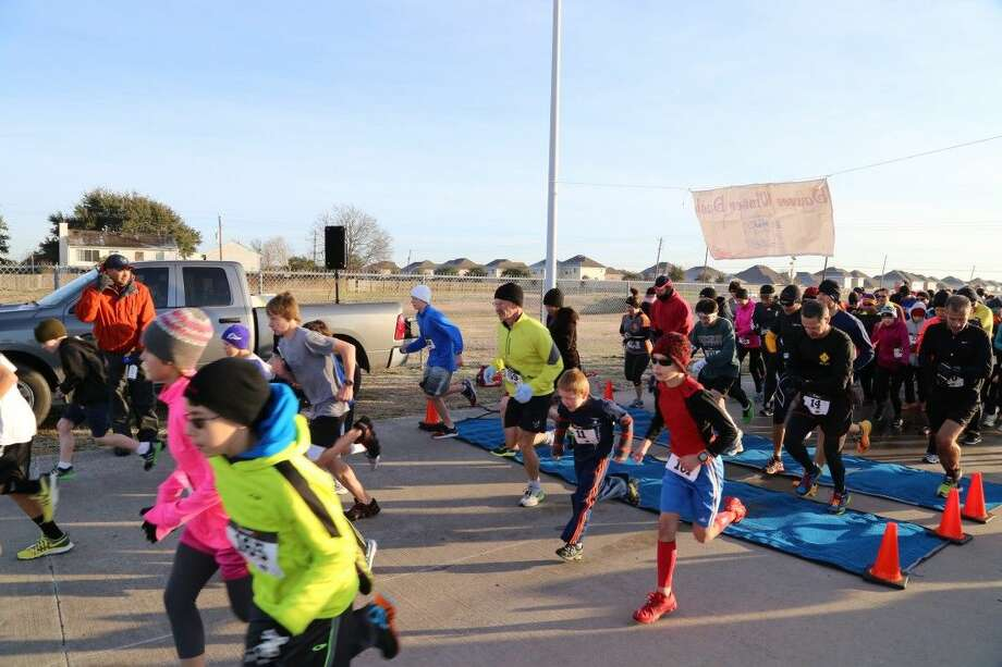 The fifth annual Dawson Winter Dash is scheduled for Jan. 31. Photo: SUBMITTED PHOTO