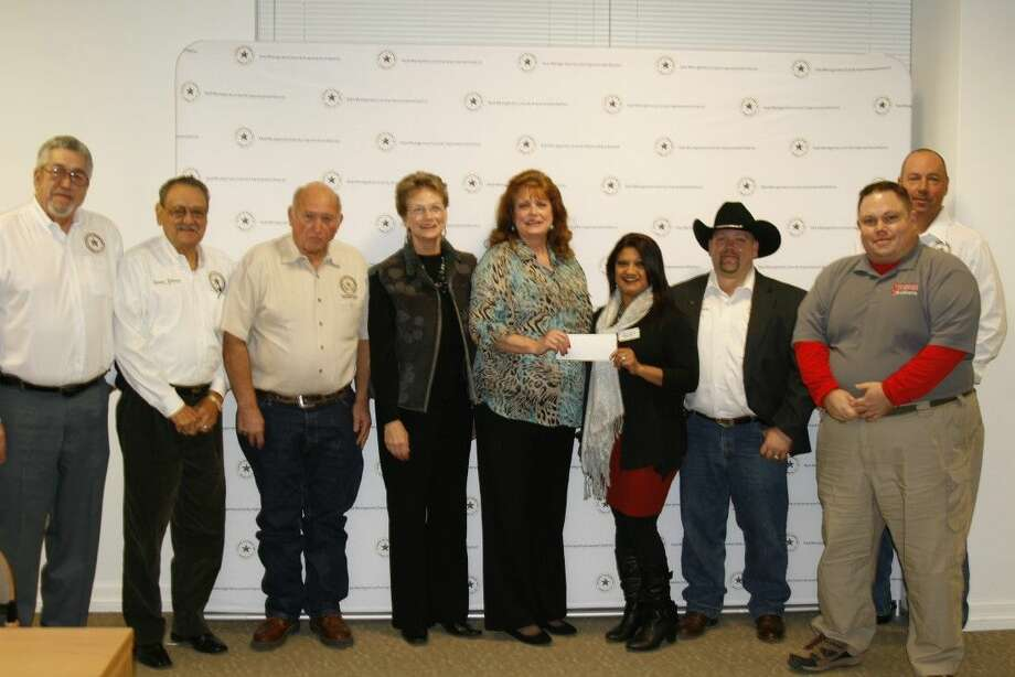 Heaven's Army was presented a $55,000 grant from EMCID at the Jan. 8, 2015 meeting.