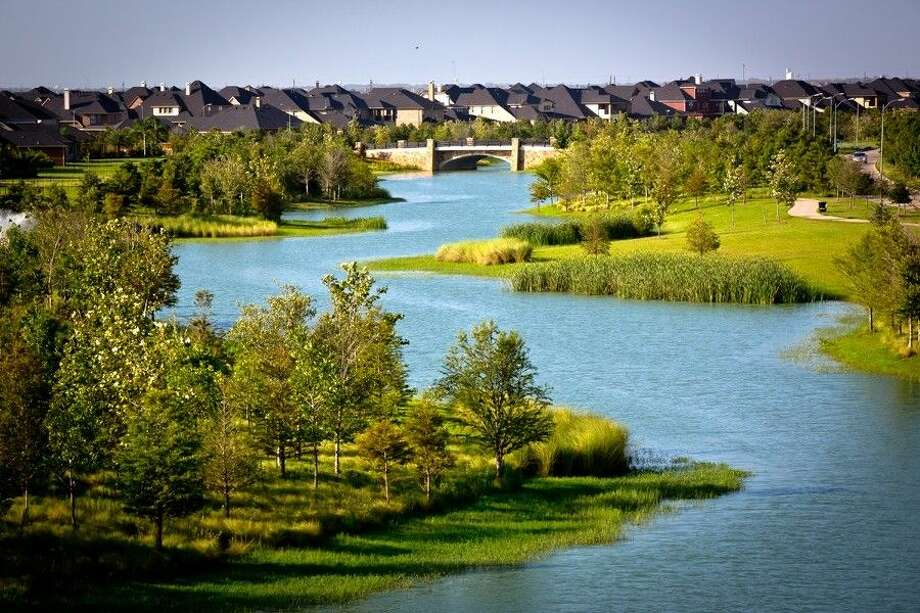 The west Houston master-planned community of Cross Creek Ranch, one of two Fort Bend communities by The Johnson Development Corp. to rank among the nation's top-20 best sellers for 2014. Photo: Submitted