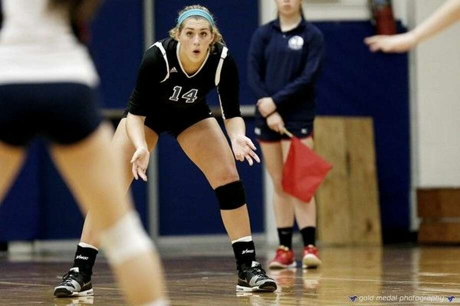Friendswood senior Sarah Redding, a Texas Tech signee, will compete in the GHVCA all-star game Jan. 31 in the Campbell Center. Photo: SUBMITTED PHOTO