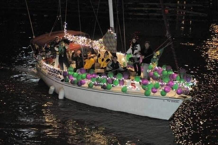 """The 16th Annual Yachty Gras celebration """"Chance of the Sea"""" will set sail on Saturday, February 7, 2015 at 7 p.m."""
