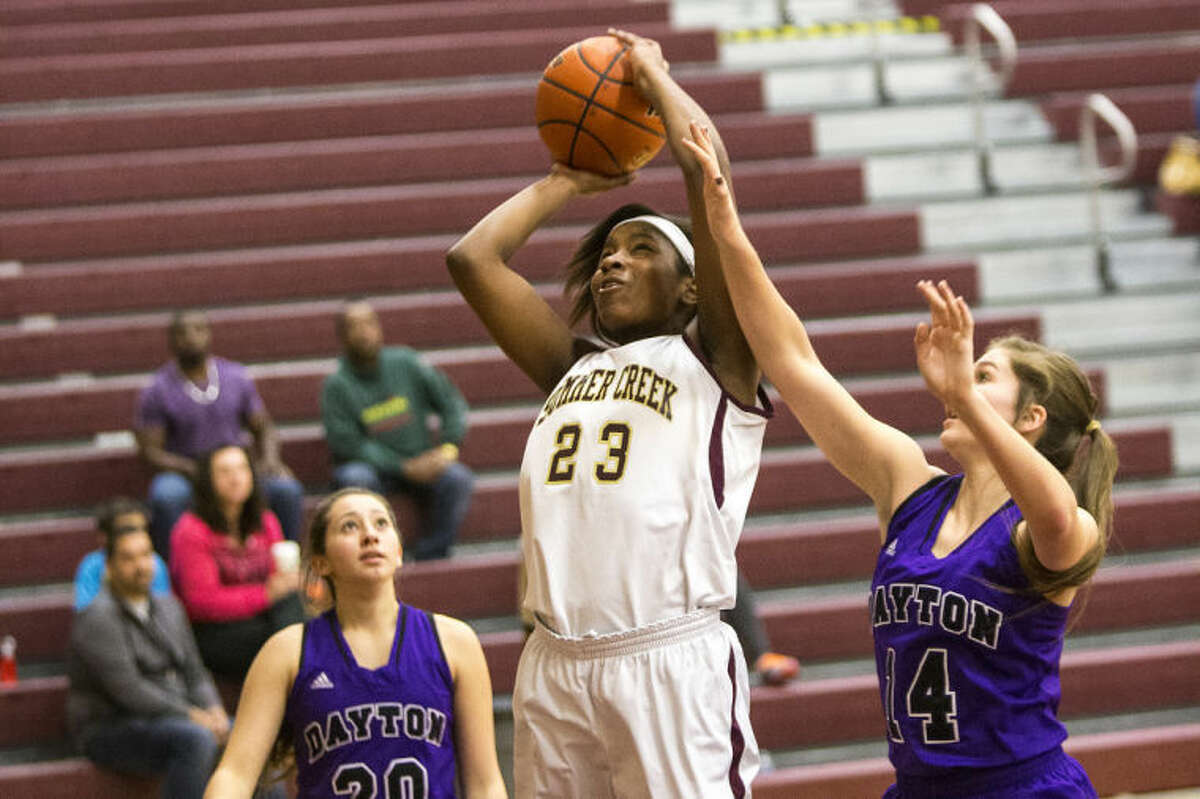 Summer Creek's Jayla Calhoun was named the All-District 19-4A MVP recently.