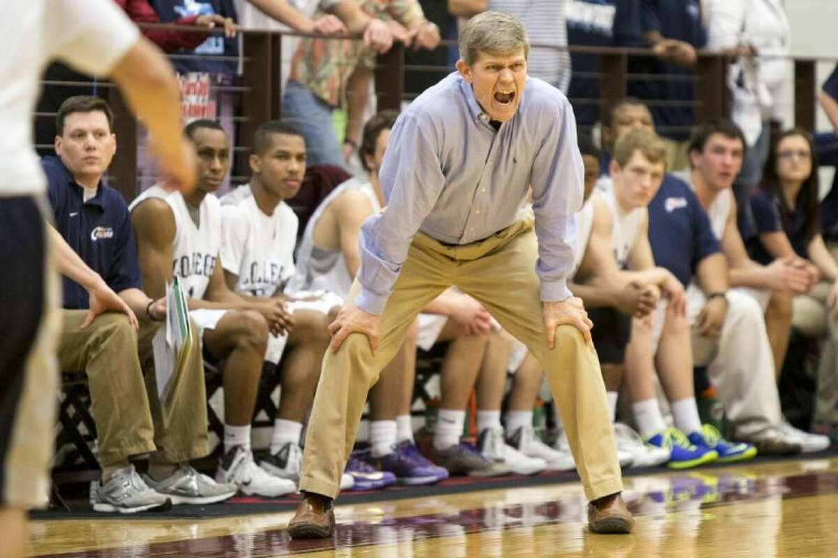 Coach Clifton McNeely and the College Park Cavaliers won 25 games in a row this season and finished 32-6.
