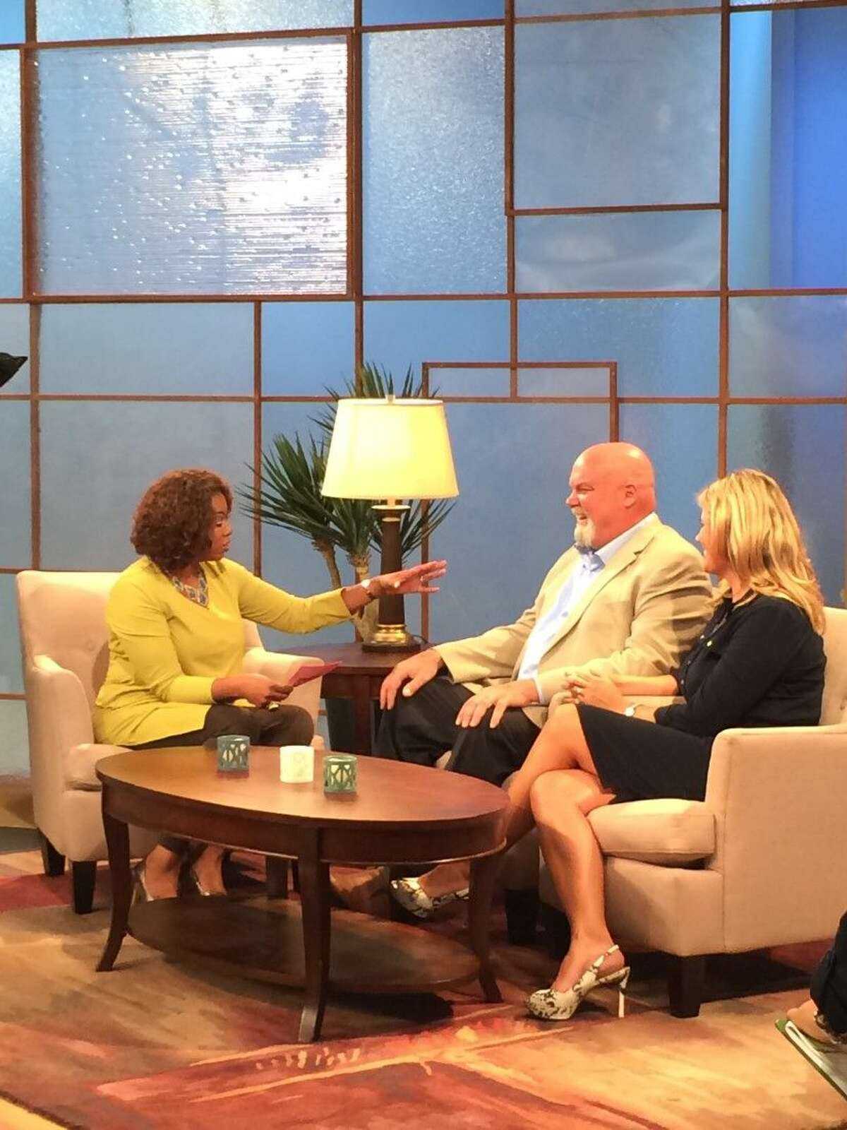 Bryan and Krista appeared on the Great Day Houston television show November 3, 2014 to talk about their decision to choose hospice care.