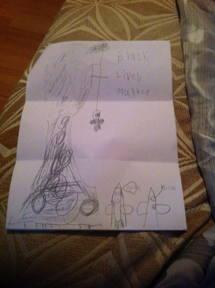 Tidiani Epps Jr.'s drawing