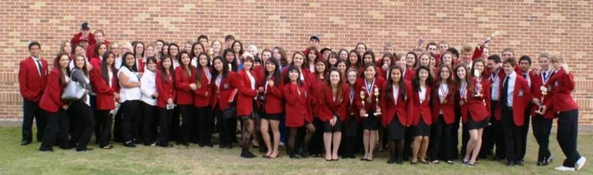 Magnolia ISD had 89 students competing in Automotive, Architecture and Construction, Cosmetology, Electronics, Health occupations and leadership events. Forty-three students placed in the top four of their events with 15 first place medals for Skills Competitions and seven projects that were rated superior to industry standards.