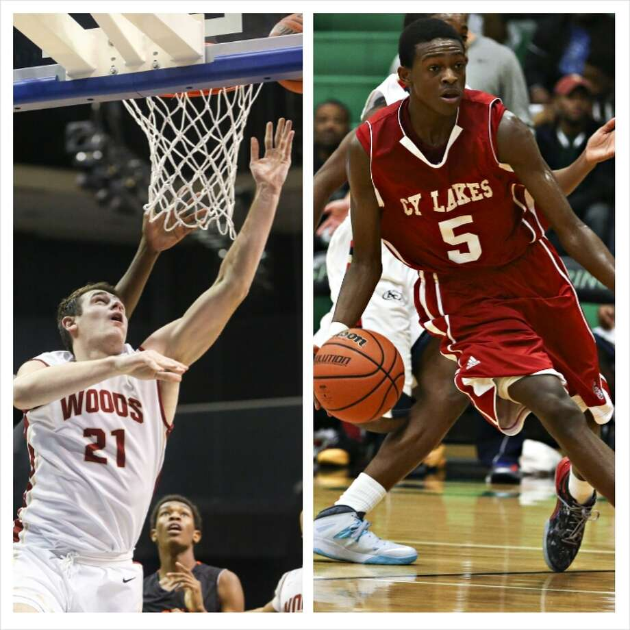 4. Cy Lakes and Cy Woods boys' basketball make the regional tournament
