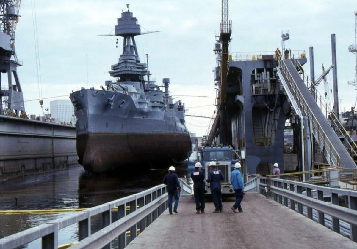 Commissioned on March 12, 1914, the Battleship TEXAS served in both world wars and is the last remaining