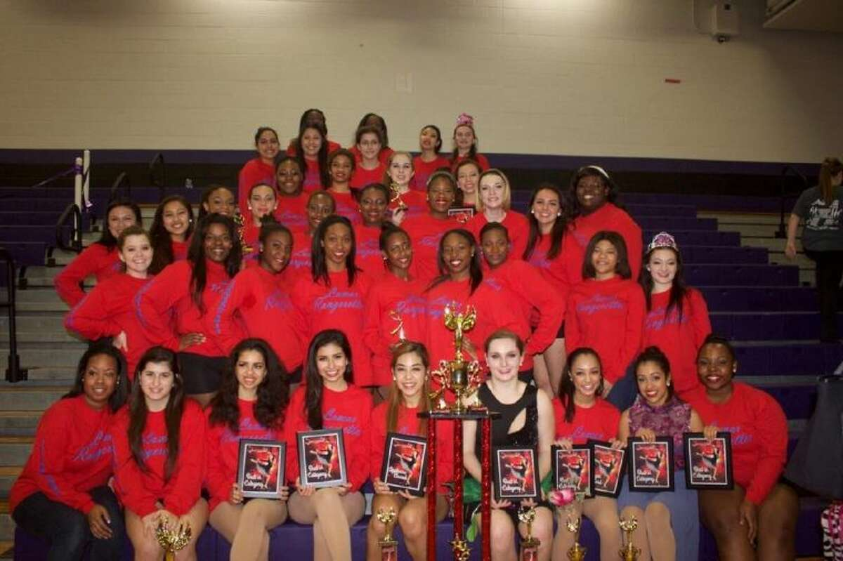 The Lamar Rangerettes reigned as Grand Champions at the Feb. 22 Showtime International Dance Contest.
